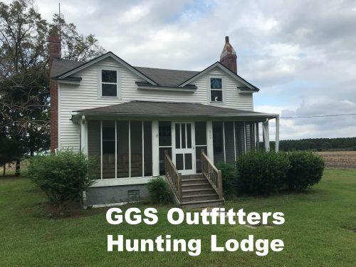 Mattamuskeet Hunting Lodge