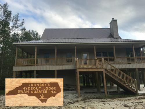 John Boy's Hydeout Lodge